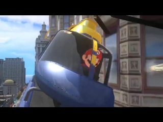 ГТА 4 - Марио мод