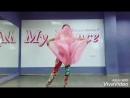 1 УРОК Танец живота Сердце платком