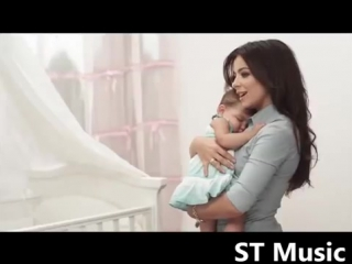Ани Лорак-Малыш(Клип с её дочкой)