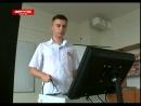 Репортаж новостей СТС прима про лапароскопический тренажер