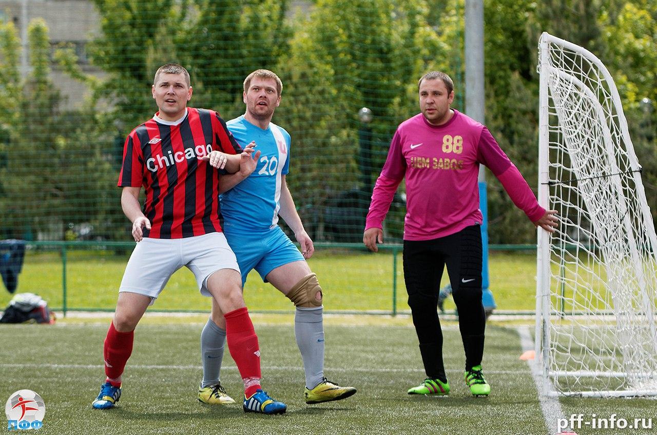 Обзор матчей 14 тура Премьер-Лиги 6х6
