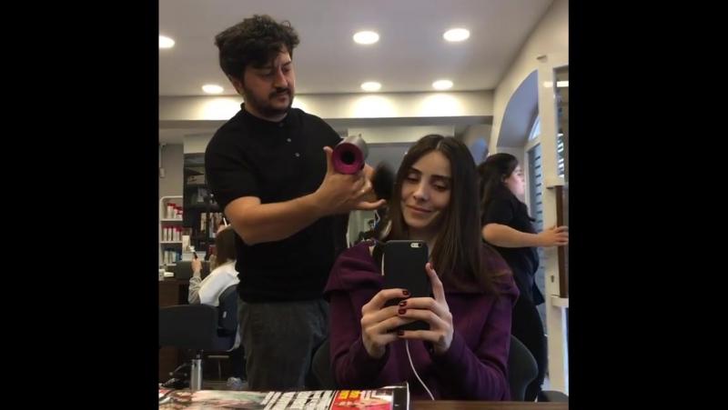 Новое видео в Instagram от Нур Феттахоглу (Махидевран Султан)