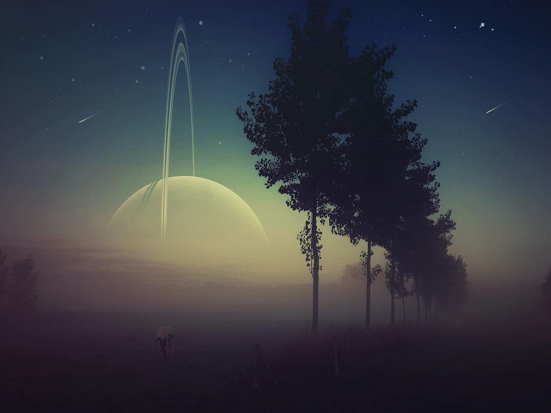 Звёздное небо и космос в картинках - Страница 6 6CuvCOhzMCQ