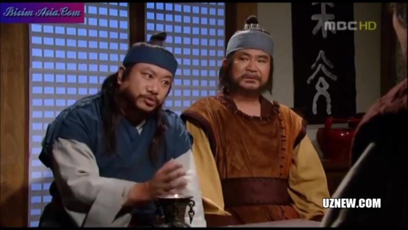 Jumong afsonasi 15 Qism Uzbek tilida HD