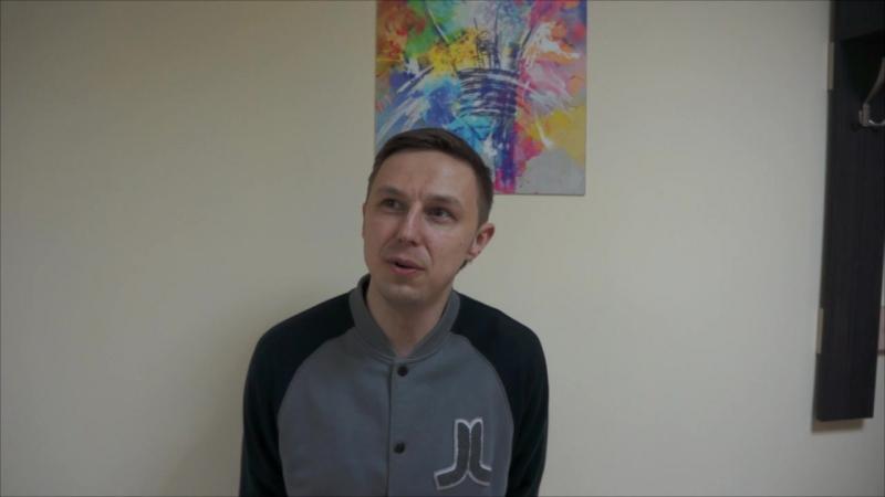 Відгук курси програмування Віталій