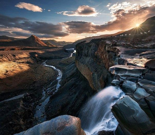 Долина Ландманналаугар, Исландия