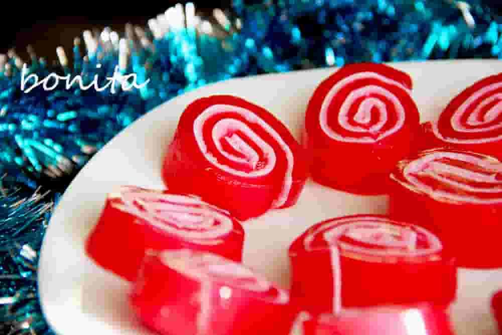 Желейные конфеты с маршмеллоу