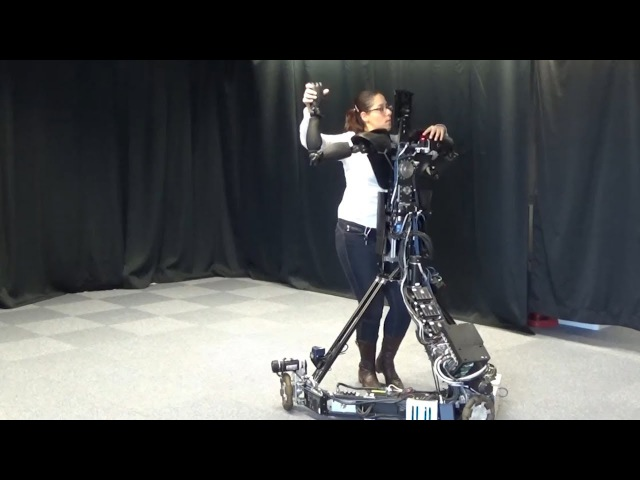 Dancing with a robot