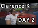A WEEK WITH CLARENCE KENNEDY - DAY 2
