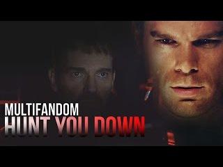 Multifandom II Hunt You Down