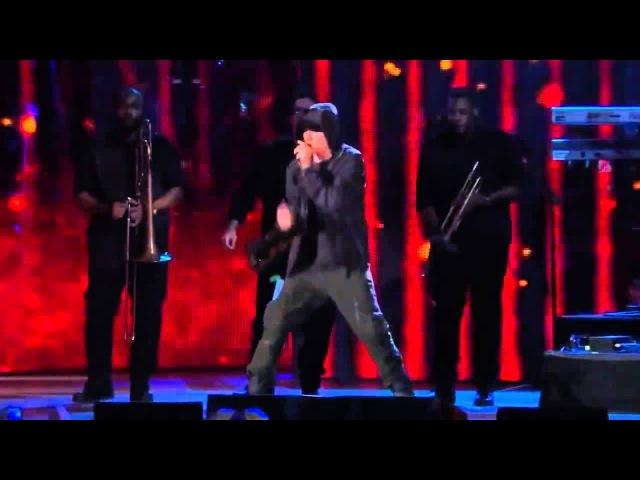 Eminem Rihanna The Monster - Live