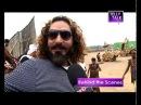 Di balik layar perang mahabharata ANTV
