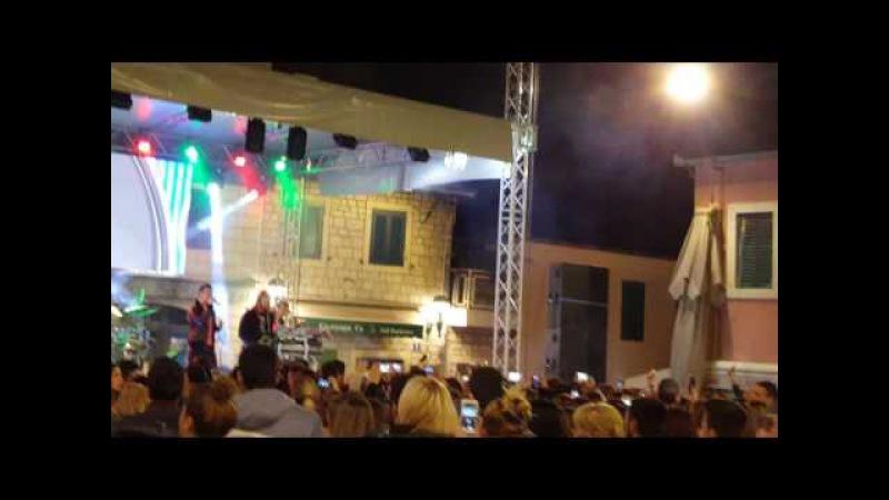 Amadeus band - Samo draga dodji kuci - 27 10 2016 Herceg Novi