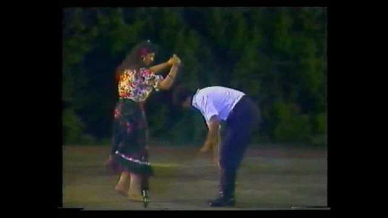 Парный цыганский танец Gypsy dance