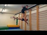 Чудеса акробатики и паркура