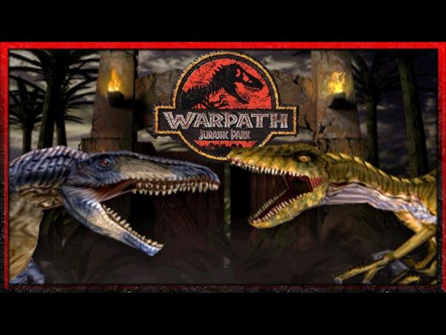 Warpath - Jurassic Park PSOne ПРОСТО ПОИГРАЕМ