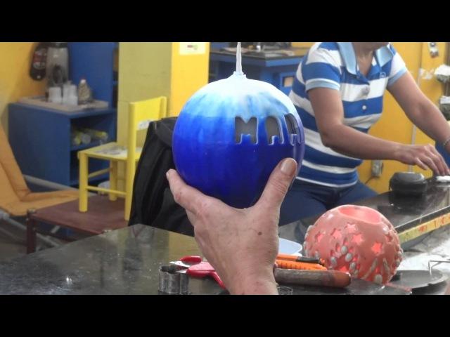 Fabricação de vela em Canela