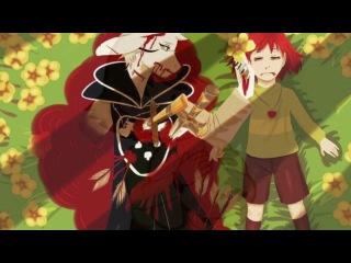 Asriel And Chara- Break Away