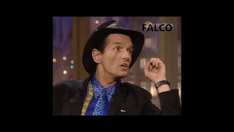 Falco @ Harald Schmidt Show (1996) *ENGLISH SUBTITLES*