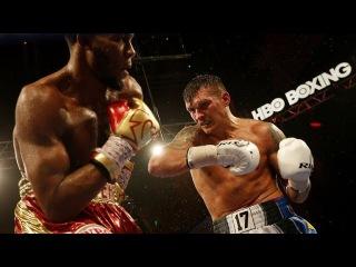 Александр Усик - Марко Хук. Бой за титул. World Boxing Super Series