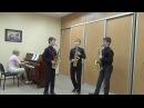 Трио саксофонистов - Дюк Эллингтон, Без Свинга Нет Джаза