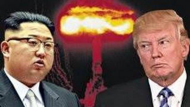 SVET KLIZI U HAOS! - TRAMP POSLAO NOSAC AVIONA! Pjongjang: PREVENTIVNO CEMO GADJATI AMERIKU!