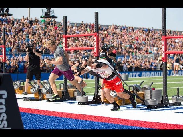 2017 Reebok CrossFit Games Highlights
