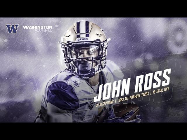 FLASH - John Ross Ulitmate Washington Highlights ᴴᴰ