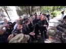 Орда героев узнала что приехал сепаратист Запорожье