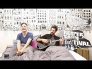 The Boxer Rebellion - Let's Disappear - acoustic for In Bed with at Reeperbahn Festival 2016