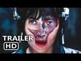 GHOST IN THE SHELL Super Bowl Spot Trailer (2017) Scarlett Johansson Action Movie HD