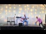 Андрей Макаревич и Евгений Маргулис-Джем на Юбилее