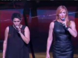 China Forbes &amp Storm Large sing the National Anthem T9