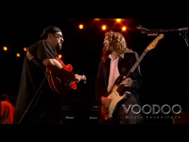 John Frusciante vs Leo Nocentelli - Ultimate Funk-Rock Guitar Duel
