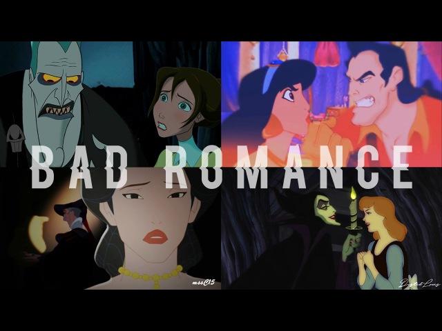 Bad Romance • Non/Disney MEP