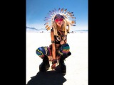 DJ Electric Samurai Psychedelic Trance Mix Part II, (20142015), 720p