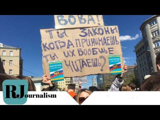 Снос пятиэтажек в Москве. Обратная сторона закона о реновациях.