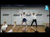 V APP 160814 SNUPER Sangho Dancing Cheer Up by TWICE