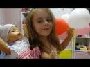 Кукла Беби Бон собирается на День Рождения Новая одежда для Беби Бонов Baby born doll vi...