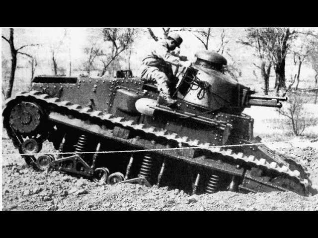 WoT - Обзор Renault Otsu и подведение итогов танков 1 уровня