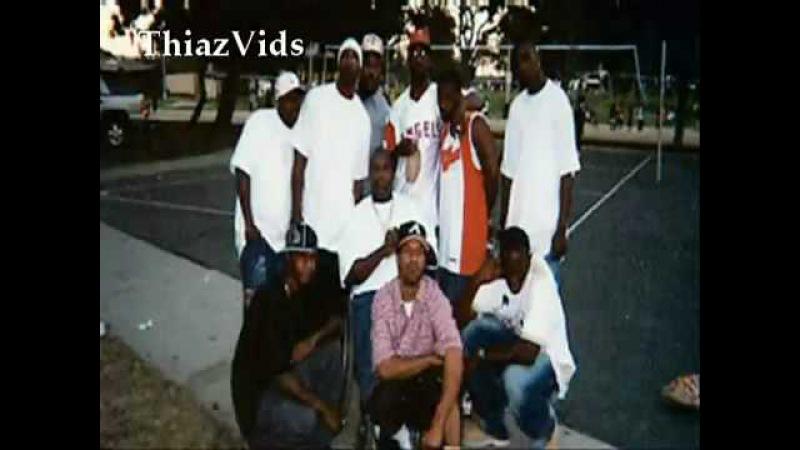Bloods Crips Compton Watts