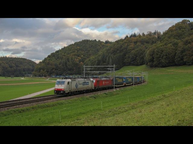 Crossrail in Wynigen und Hindelbank