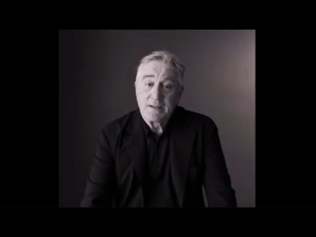 Robert De Niro on Trump: I'd like to punch him in the face
