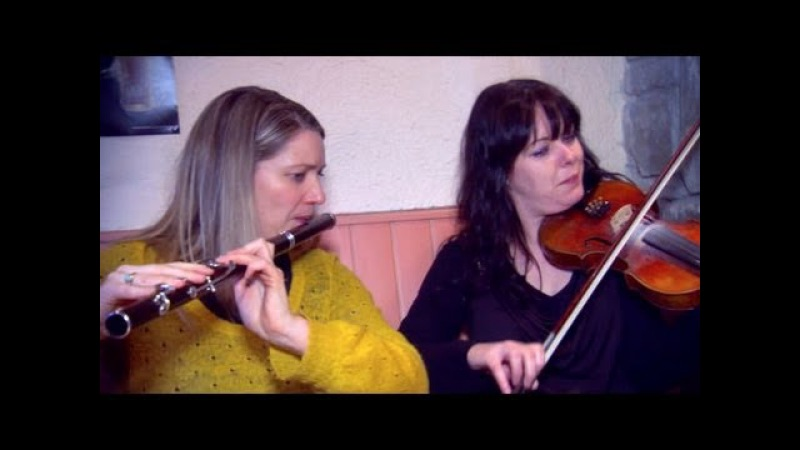 Irish Music Session from West Clare | Kirsten Allstaff, Yvonne Casey Eoin O'Neill