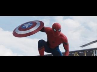 Человек-Паук: Возвращение Домой/ Spider-Man: Homecoming (2017) Дублированный международный трейлер