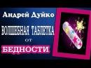 ВОЛШЕБНАЯ ТАБЛЕТКА ОТ БЕДНОСТИ Андрей Дуйко