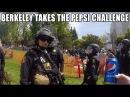 Berkeley Protesters Take the Pepsi Challenge