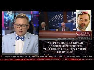 Молчанов: Савченко может позволить себе всё что угодно, в Украине её никто не тронет 23.01.17