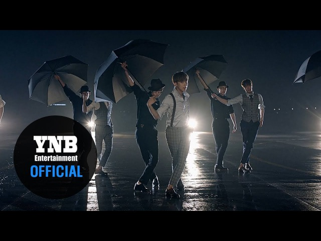 크나큰(KNK) - 비(Rain) Performance video