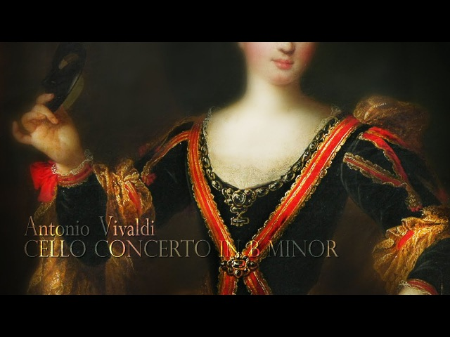 A. VIVALDI Cello Concerto in B minor RV 424, La Folia BO - J.Vogler